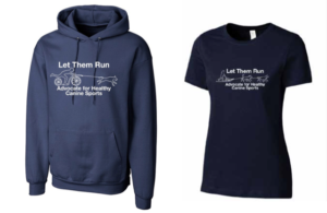 Let them run Hoodie & T-Shirt